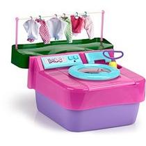 Lava Lava Homeplay Máquina De Lavar Roupa Brinquedo Com Água