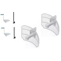 2 Wr-2500hp Roteadores 1000mw+2 Antenas 10dbi Aq+2 Airgrids
