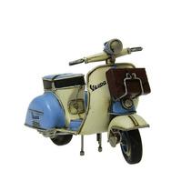 Miniatura Lambreta Light Blue Messerschmitt Vespa