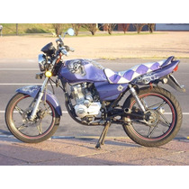 Moto Winner Street 125 (2008) A Nueva