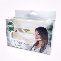 Máscara Profissional Higiênica Estética P/ Esteticista Estek