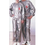 Sauna Suit Buzo Térmico Para Bajar De Peso, Reduce Medidas