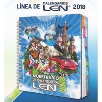 Calendarios Len 2018