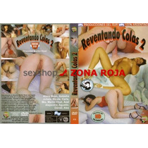 Dvd Xxx - Sex Shop - Reventando Colas 2