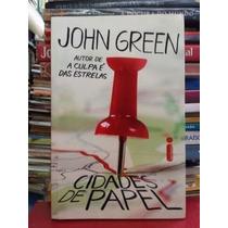 Livro Cidades De Papel John Green
