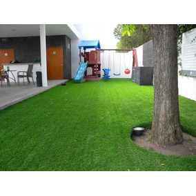 Tapete Pasto Sintético Real Grass 40mm! 2.0x1.0mts Con Envio