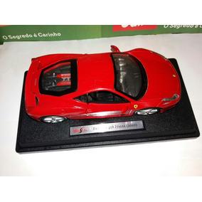 Carrinho Ferrari 458 Itália (2010) Maisto