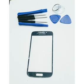 Gorilla Glass Samsung Galaxy S4 Zoom C101 Azul +kit