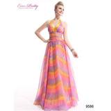Vestidos De Fiesta-quince-egreso Ever Pretty Multicolor