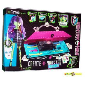 Monster High Crie Seu Monstro - Promoção Fim De Semana