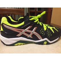 Zapatillas Asics Gel-resolución Tennis/padel