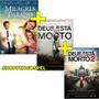 Kit Dvds Milagres Do Paraíso + Deus Não Está Morto 1 E 2