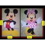 Imágenes Grandes Mickey (club Disney) En Foami + Cotillón