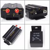 Gps Tracker Rastreador Localizador Tk 103, Auto, Moto, Etc..
