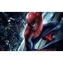 Painel De Festa Infantil Homem Aranha Spiderman 1,50 X 2,00m