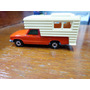 Matchbox N°38 Camper Pick Up Made In England De 1979