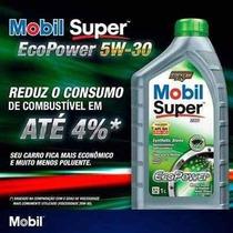 Oleo Motor Automóvel Mobil 5w30 Ecopower Api Sn