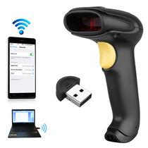 Lector Láser De Código Inalámbrico Bluetooth Pc Cel Tablet