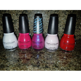 Últimos Colores Disponibles De Esmaltes Sinfulcolors