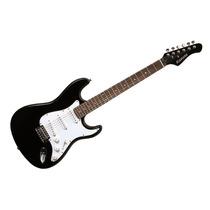Guitarra Electrica Kansas Stratocaster 3 Mics Tremolo Envios