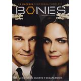 Bones Huesos Onceava Temporada 11 Once Serie Tv Dvd
