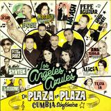 Cd + Dvd Angeles Azules De Plaza En Plaza Cumbia Sinfonica