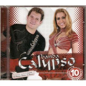 Cd Banda Calypso - Acelerou / Vol.10 - Novo***