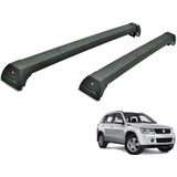 Rack Teto Suzuki Grand Vitara 2005 A 2016 Long Life Preto