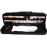 Flauta Traversa Silver Con Case Bellagio ( Envío Gratis )