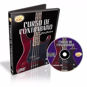 Curso Contra Baixo Volume3 Em Dvd Frete Gratis