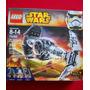 Star Wars Lego Tie Advanced Prototype 75082 Darth Vader