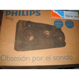 Equipo De Musica Philips 2.000 W Nuevo C/ Garantia