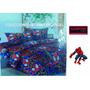 Sabana Individual Cars,spiderman,ben 10, Algodon,toallas