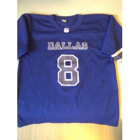 0867c4cb114f1 Remera De Futbol Americano Oficial Nfl Dallas Retro Talle M