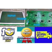 Display Teclado Korg Pa50 C/ Lampada Frete Grátis S/ Juros