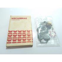 Reparo Carburador Fiat 147 1300 Alc 05-81/04-83 Weber Simple