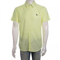 Camisa Masculina Acostamento Manga Curta 64101000 Original