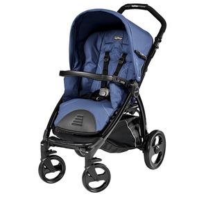 Carrinho De Bebê Book Plus Sportivo Mod Bluette - Azul Royal