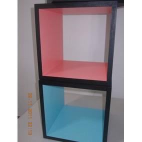 Cubos 30x30x30 Modulo4 Color A Elección Calidad Oferta