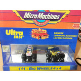 Micromachines Big Weels. N°111
