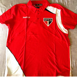 Camisa Pólo São Paulo Reebok Nova Oficial