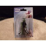 Disney Maleficent Malefica Mini Fig Envio Gratis! Kikkoman65