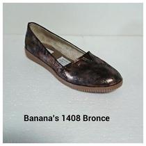 Zapatos Toreritas Bailarina Dama Banana´s Mayor Y Detal