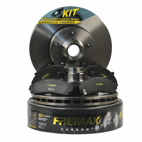 Kit 2 Disco + Pastilla Freno Fremax Ford Ranger 4x2 97-2012