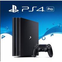 Vídeo Game Playstation 4 Ps4 Pro 1 Tb Sony Bivolt Original