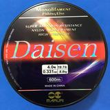 Linha Pesca Monofilamento Dai Sen 0.33 -600mts