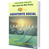 Apostila De Assistente Social São José Do Rio Preto