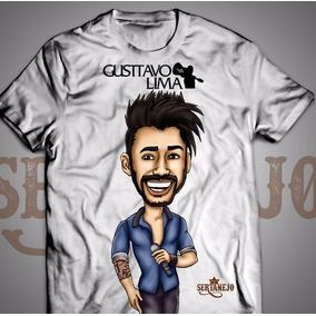 Camisa Gusttavo Lima (favor Informa O Tamanho)