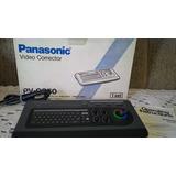 Corretor De Vídeo E Gerador De Caracteres Panasonic Pv Cc50