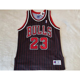 Camisa Nba Chicago Bulls- Michael Jordan #23 - Champion 2001